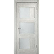 Дверь Баден 08 (стекло сатинато)