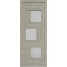 Дверь Д-3 (стекло сатинато)