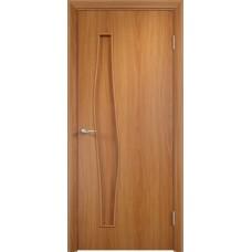 Дверь C10 глухая (миланский орех)