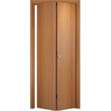 Дверь складное гладкое+гладкое (глухая)