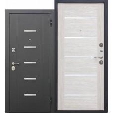 Входная металлическая дверь Гарда Муар царга 7,5 см (лиственница беж)