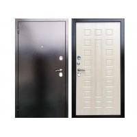 Входная металлическая дверь Бриз (беленый дуб)