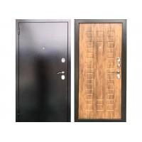 Входная металлическая дверь Бриз (дуб американский)