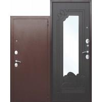 Входная металлическая дверь Ампир (венге)