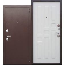 Входная металлическая дверь Гарда 8 мм (белый ясень)