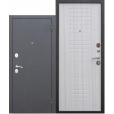 Входная металлическая дверь Гарда Муар 8 мм (дуб сонома)