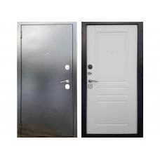 Входная металлическая дверь Рим (белый ясень)