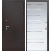 Входная металлическая дверь Термо Лайт (дуб беловежский)